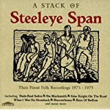 A Stack of Steeleye Span: Their Finest Folk Recordings 1973-1975