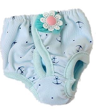 looboo pañales perro hembra lavable reutilizable braga sanitaria higiénicas para cachorro braga menstrual protección para animales
