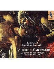 Jordi Savall, Dominique Fernandez: Lachrimae Caravaggio [Hybrid SACD]