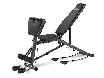 Proteus Banco de pesas de 21 Function Adjustable Bench: Amazon.es: Deportes y aire libre