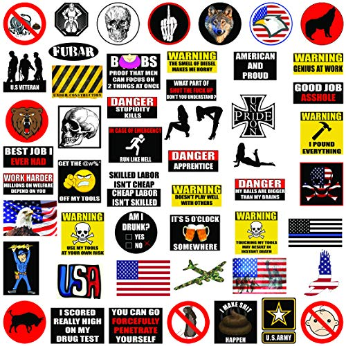 10 best hard hat stickers construction funny for 2020