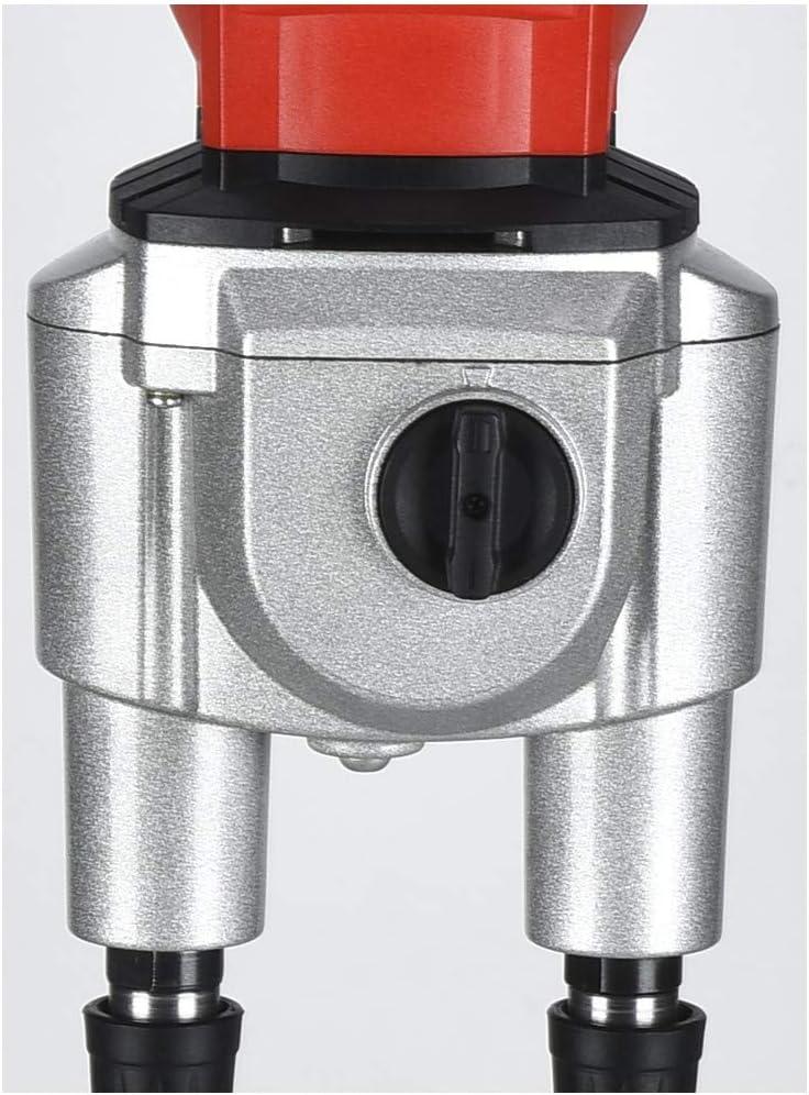 M/örtel Nennumdrehungen: 200-480//300-750 rpm uvm zur Mischung von z/ähfl/üssiger Farbe Max Mischvolumen: 120 l STIER Doppel-R/ührwerk RW240 M/örtelr/ührer Nennleistung: 1800 W