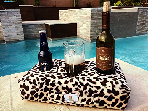 Man Cave Pillow With Cup Holder : Cup cozy pillow brown the world s best holder keep