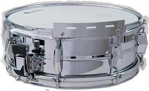 showking Caja de Marcha Tick Walk, 13x5, Cromo - Tambor de Marcha/Instrumento de percusión - klangbeisser: Amazon.es: Hogar