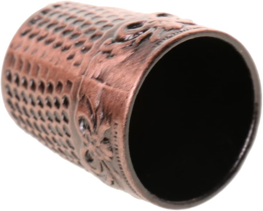 Baoblaze 200pcs D/é /à Coudre Prot/ège-Doigts en Plastique Id/éal pour Coudre et R/éparer Voiles Toile