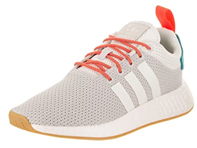 f0d08ea501ea95 adidas NMD R2 Summer Mens in Crystal White Grey Gum