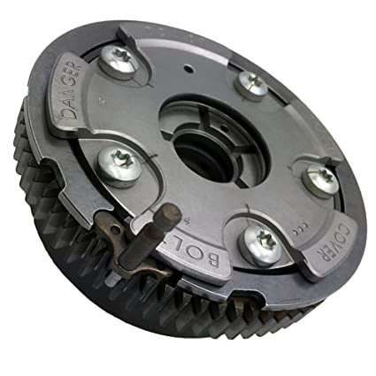 Amazon.com: Ensun 2720506847 Exhaust Engine Variable Camshaft Timing Cam Phaser VCT VVTi Actuator Timing Gear Sprocket fit Mercedes-Benz R230 R171 W203: ...