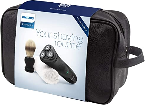 Philips Wet & Dry AT899/06 - Juego de afeitadora eléctrica para ...