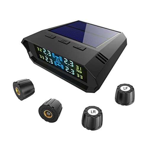 VICTONY Solar Power Tire Pressure Monitoring System