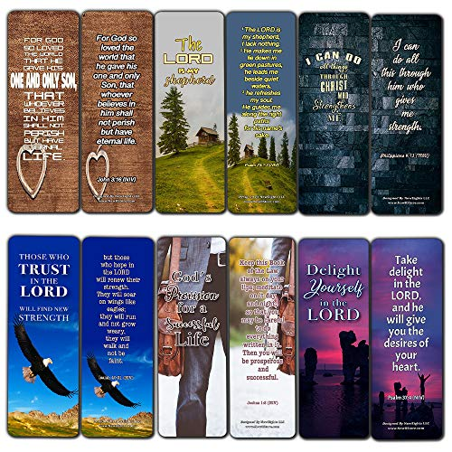 - Scriptures Cards - Powerful Scriptures On Faith, Hope, Love and More (60 Pack) - Bible Verses About Faith, Hope and Love