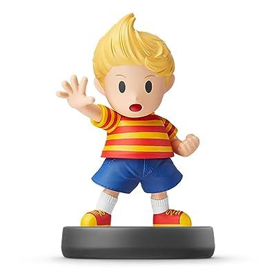 Lucas amiibo - Jp version (Super Smash Bros Series)