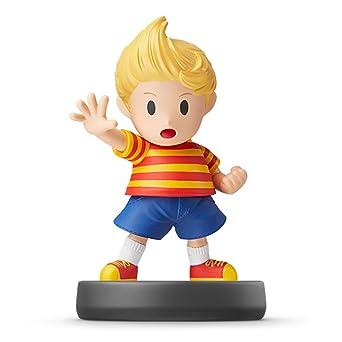 Amazon com: Lucas amiibo - Jp version (Super Smash Bros