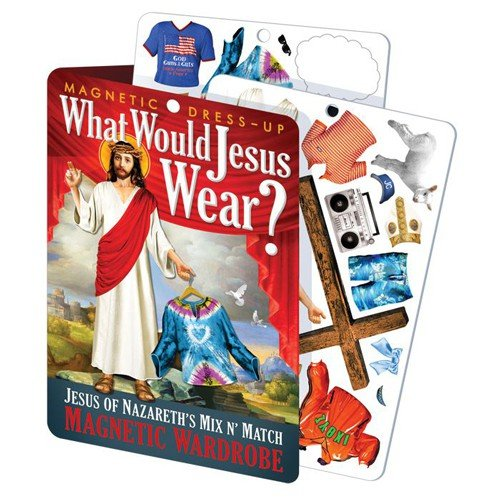 Dress Up Jesus (TOYSnPLAY Magnetic Dress Up Kit - Jesus)