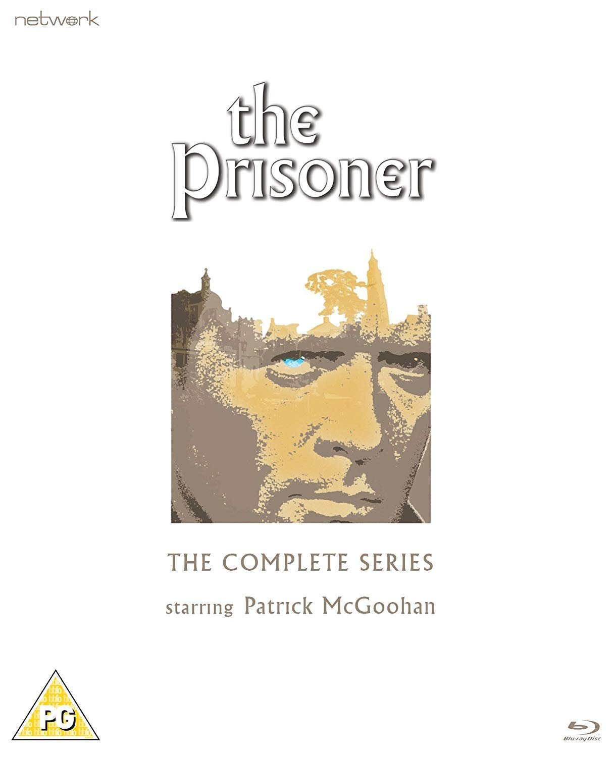 The Prisoner: 50th Anniversary Edition [Blu-ray]