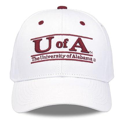 0988dc040a4 Amazon.com   NCAA Alabama Crimson Tide Unisex NCAA The Game bar ...
