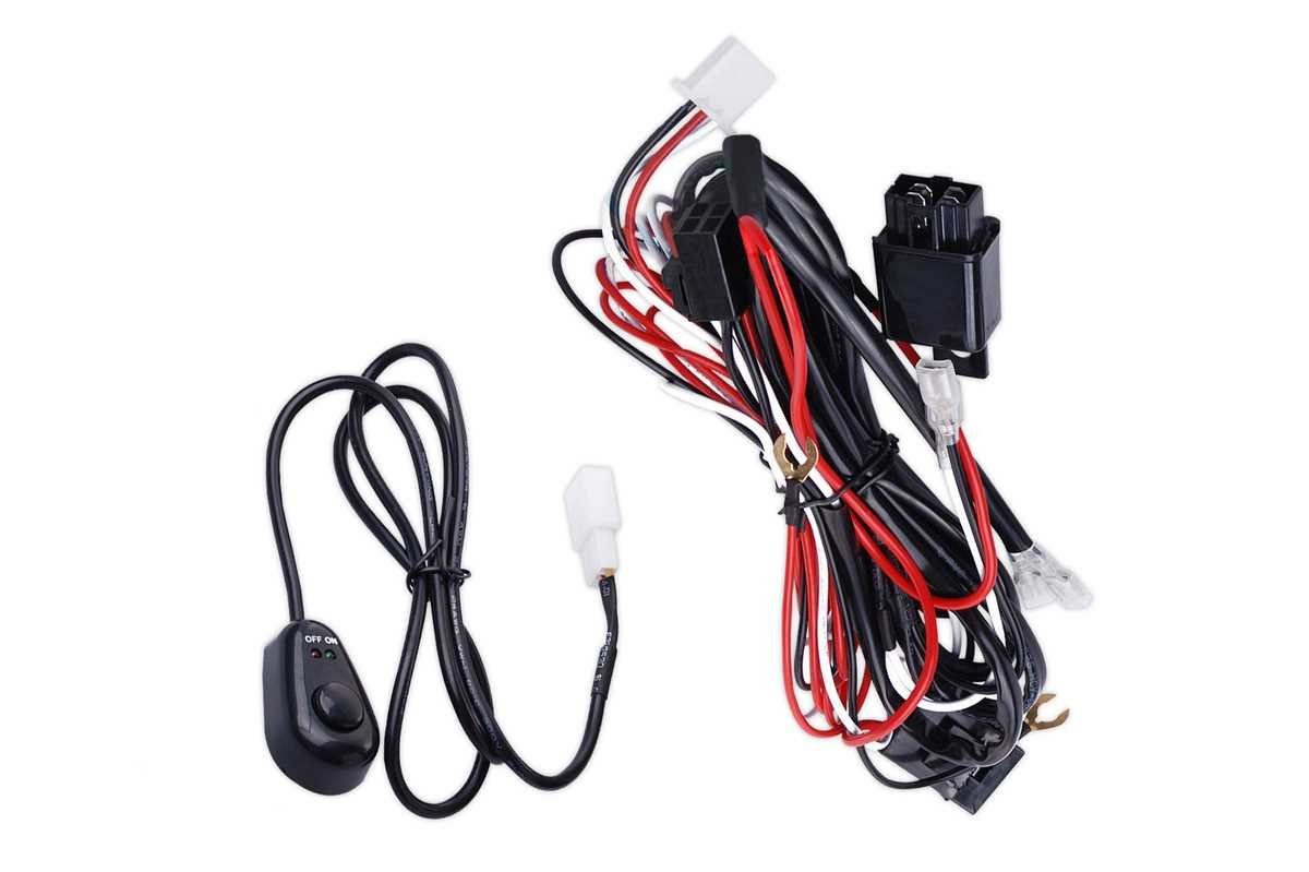 amazon com prime choice auto parts wh840ab2 light bar wiring