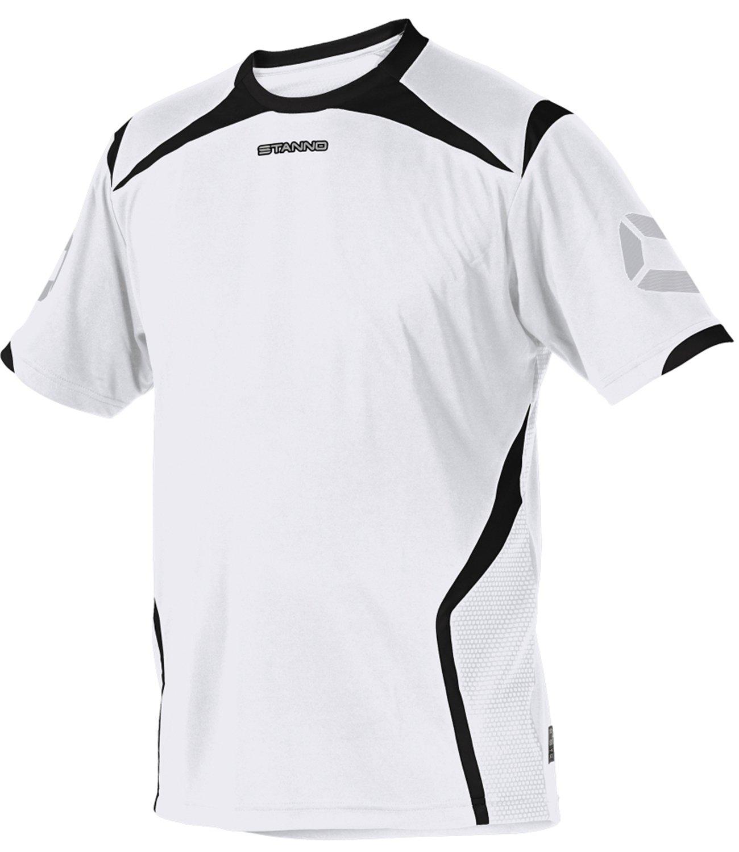 Stanno Torino Trikot KA, Größe:164, Farbe:White-Black