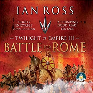 Battle for Rome Hörbuch