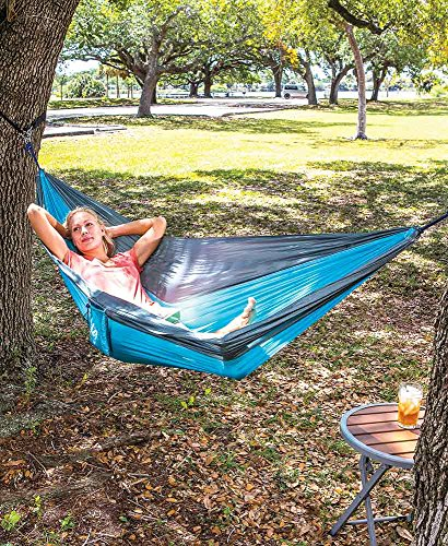 The Lakeside Collection Parachute Hammock - - Collection Parachute