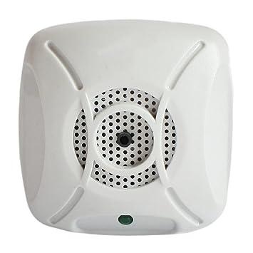 ZHESHEN Potente Mini Iónico Ambientador Desodorante Purificador, Eliminador De Olor De Aire Purificador De Aire Portátil Ambientador De Ozono Para Closets ...