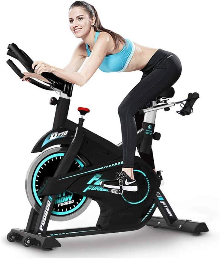 BZLLW Bicicleta estática, Ciclismo Indoor Bicicleta estacionaria ...