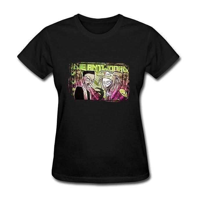 Womens Die Antwoord Chappie Rapper Ninja Yo Landi T-Shirt ...