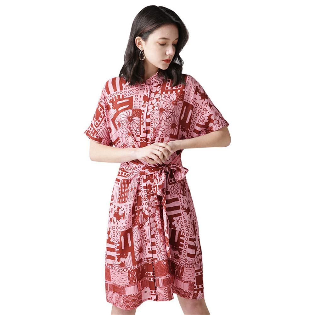 Sijux Mujer de Verano de Seda Formal Informal Polo Cuello botón ...