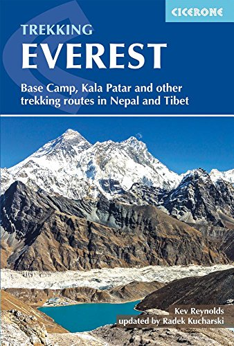Pdf Travel Trekking Everest: Base Camp, Kala Patar and Other Trekking Routes in Nepal and Tibet