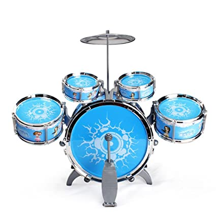 Amazon com: LLZJ Kids Drum Set Toy Percussion Music