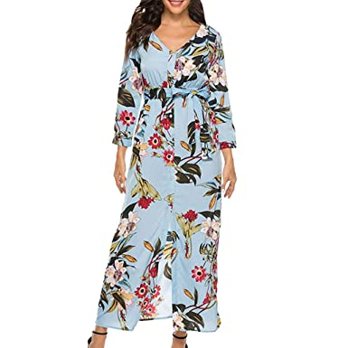 Poachers Vestidos Mujer Casual Largos Vintage Vestidos Mujer ...