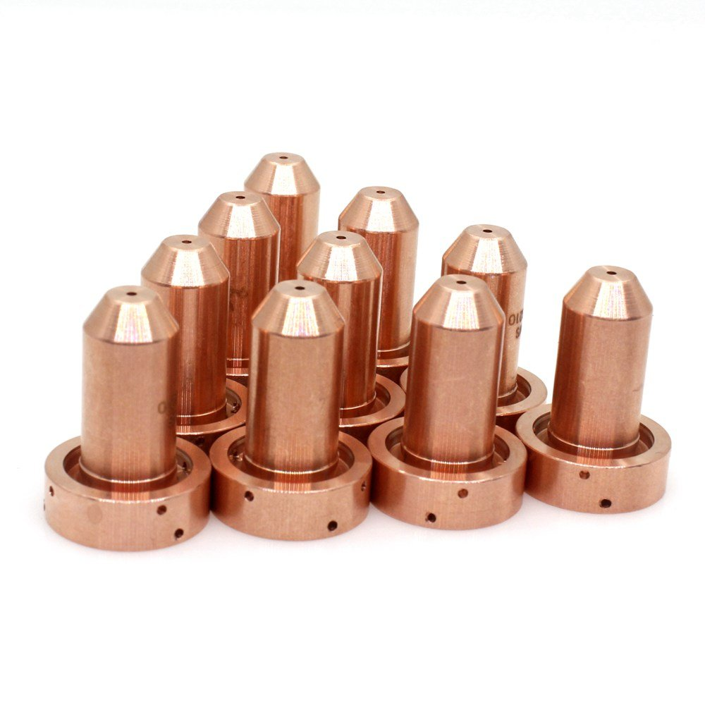9-8211 Plasma Cutting Torch Standoff Tips Nozzle 80A for Thermal Dynamics SL60 & SL100 SY.WS