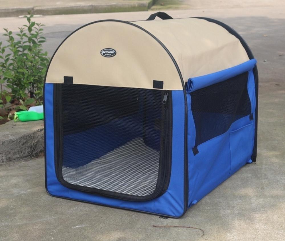 Daeou Zaino per animali domestici Panno cane tenda portatile bagagli gatto gabbia del cane, 46  36  41cm