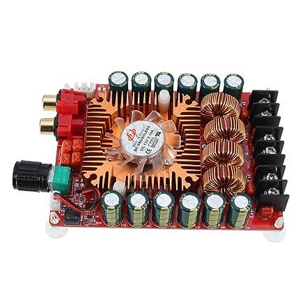 Amazon com: TDA7498E Digital Power Amplifier Board 2 x160w High