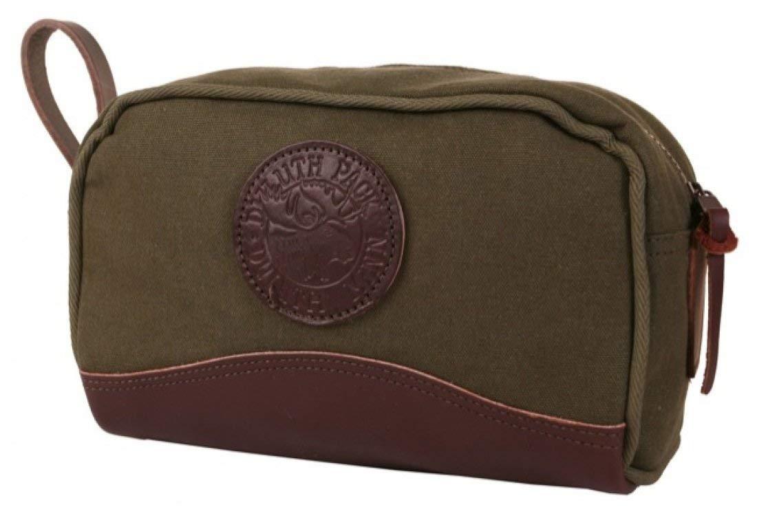 Duluth Pack Sportsman's Kit Bag, Olive Drab, 6 x 10 x 5-Inch