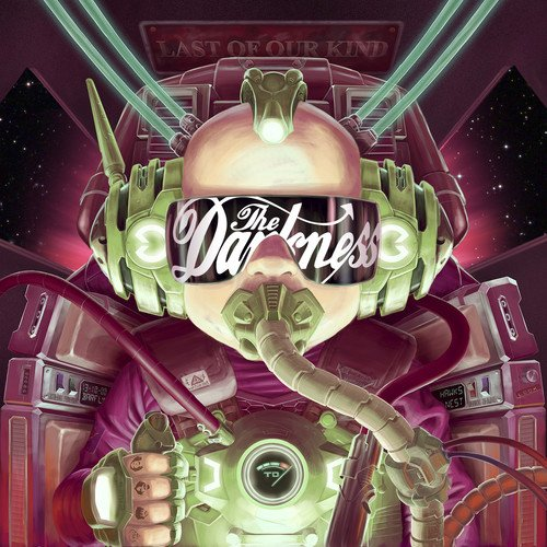The Darkness - Last Of Our Kind (CD)