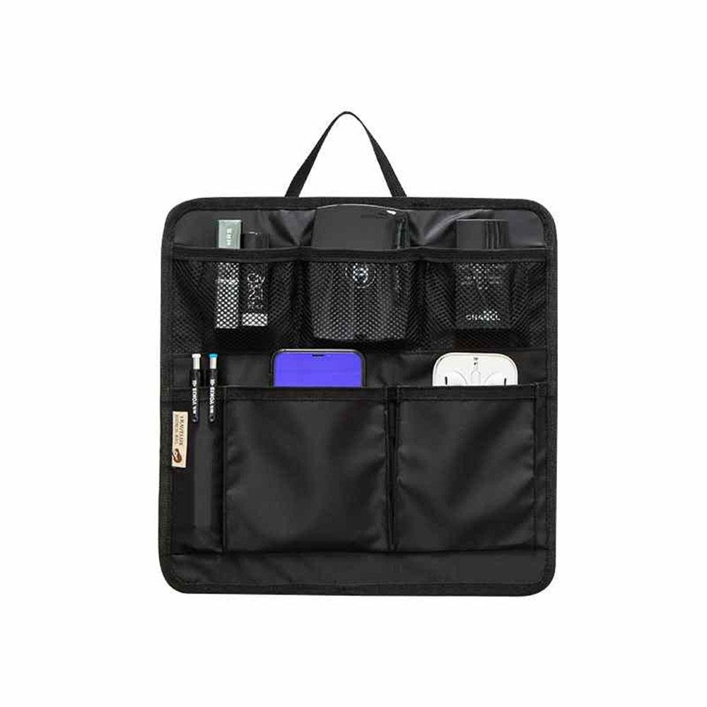 FOONEE Backpack Insert Organizer, Universal Bag in Bag Shoulder Multi Pocket LaptopTote Bags Handbag Gadget Organizers Women Men