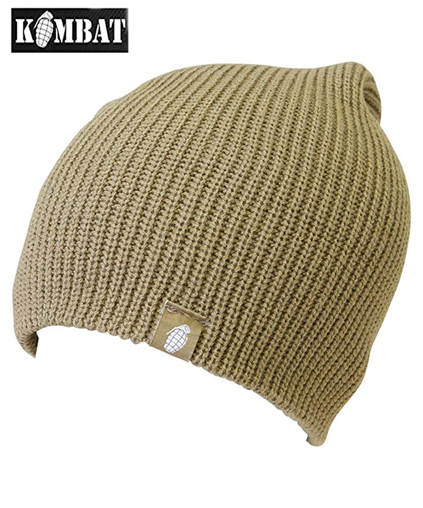 Army Combat Military Beanie British Army Winter Ski Knitted