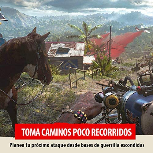 Far Cry 6 - PS5 - Standard Edition - PlayStation 5 8