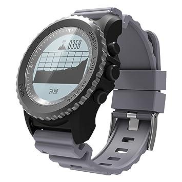 Lixada Fitness Tracker Smart Sport GPS Montre étanche pour Hommes et Femmes Qui bénéficiaires de Natation