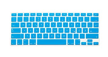 more photos f57ad 90a5d French Character Keyboard Cover, HQF Laptop Keyboard Cover Silicone Skin  for MacBook Air 13