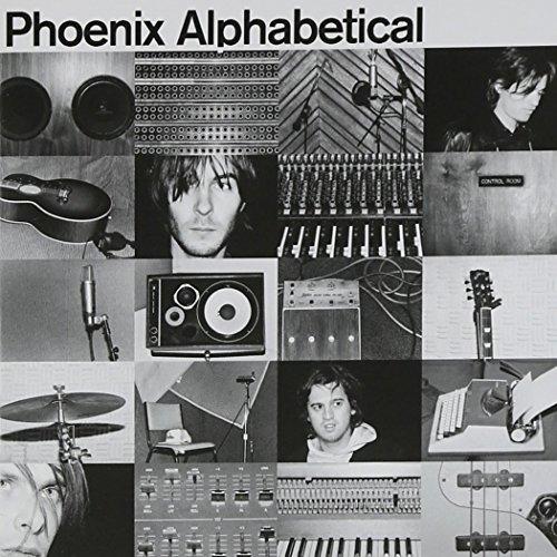 CD : Phoenix - Alphabetical (Ed STD) (Germany - Import)