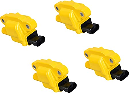 ENA Direct Ignition Coil Set of 8 Compatible with 2007-2013 Chevrolet Avalanche 2007-2013 Chevrolet Express 1500 2500 3500 4500