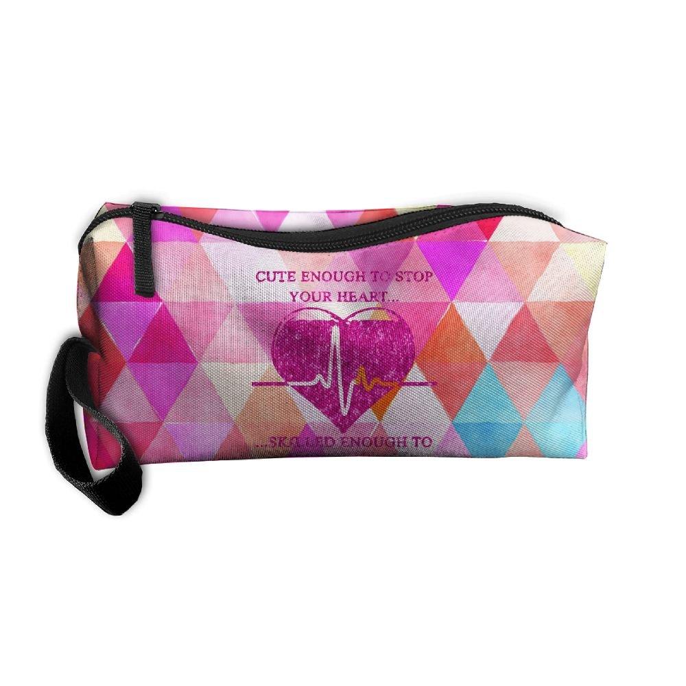 Gifts For Nurses Nursing Travel Toiletry Bag Pencil Bag Organizers