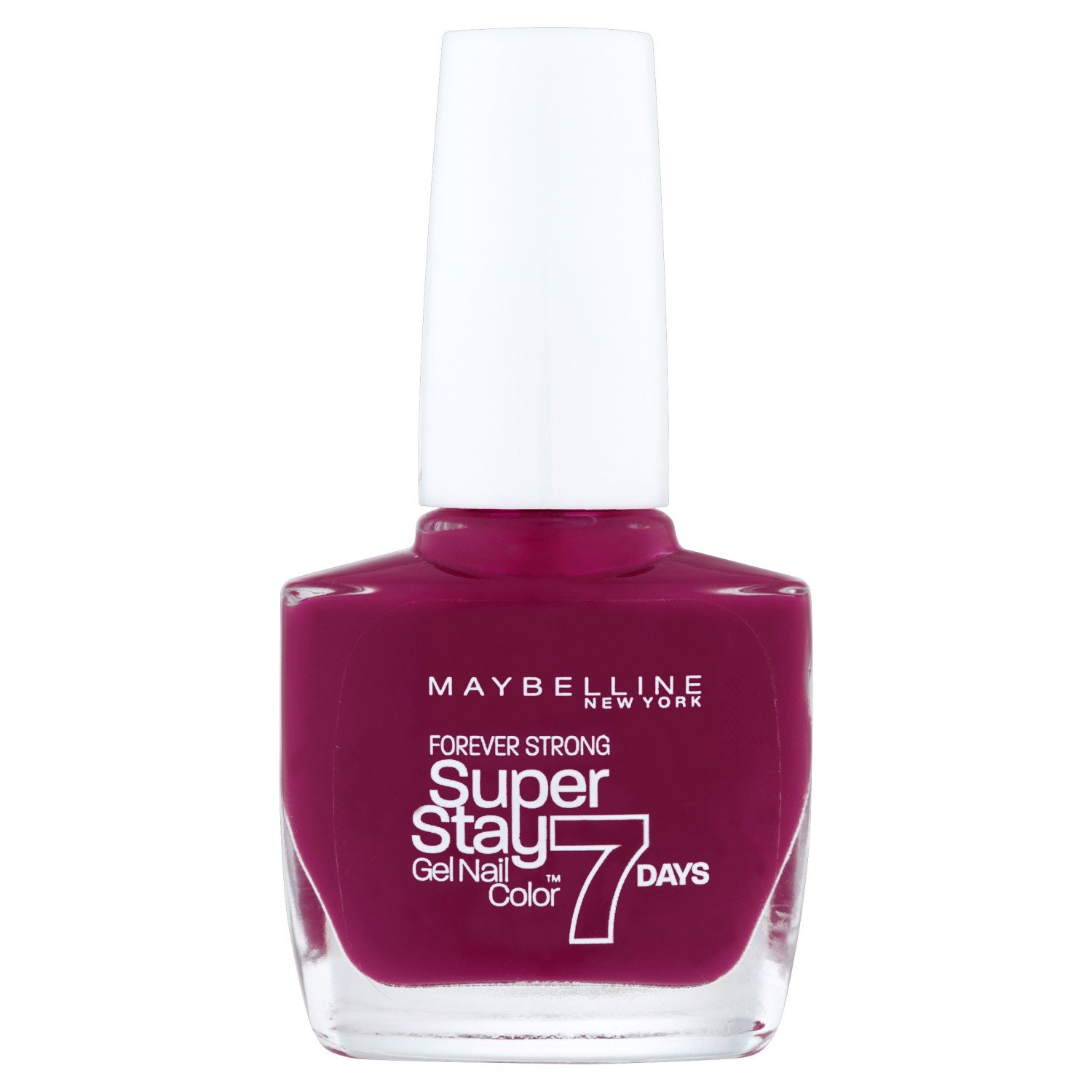 Buy Maybelline New York Nail Polish, 08 Passionate Red, 10ml Online ...