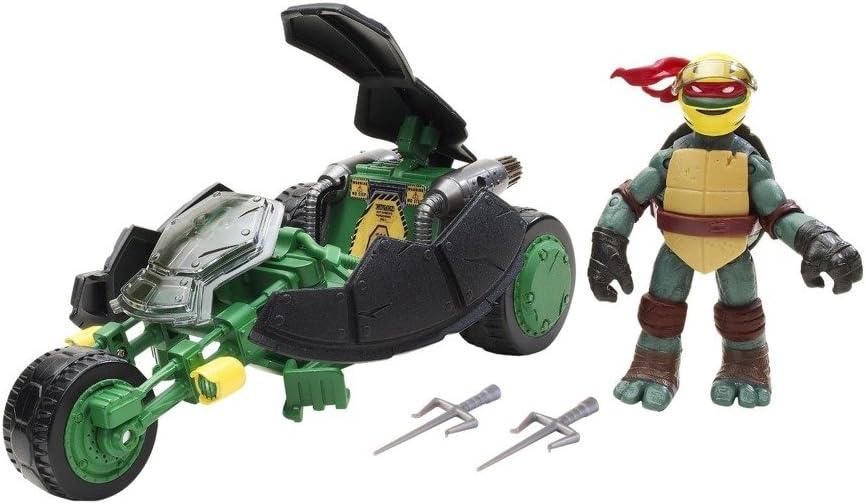 Amazon.com: Teenage Mutant Ninja Turtles Ninja Stealth Bike ...