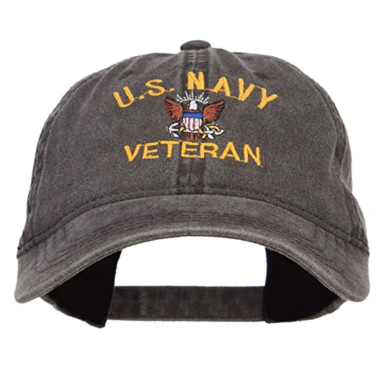U.S. Navy Veteran Patch Hat