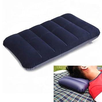 soxid (TM) al aire libre plegable de viaje aire almohada hinchable ...