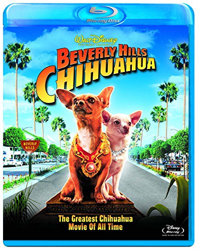 Disney Beverly Hills Chihuahua 2 -- 2-Disc Blu-ray and DVD