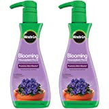 Miracle-Gro Blooming Houseplant Food, 8 oz., Plant Food Feeds All Flowering Houseplants Instantly, Including African Violets,