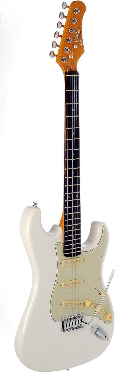 EKO Guitarras S-300V WH - Guitarras eléctricas